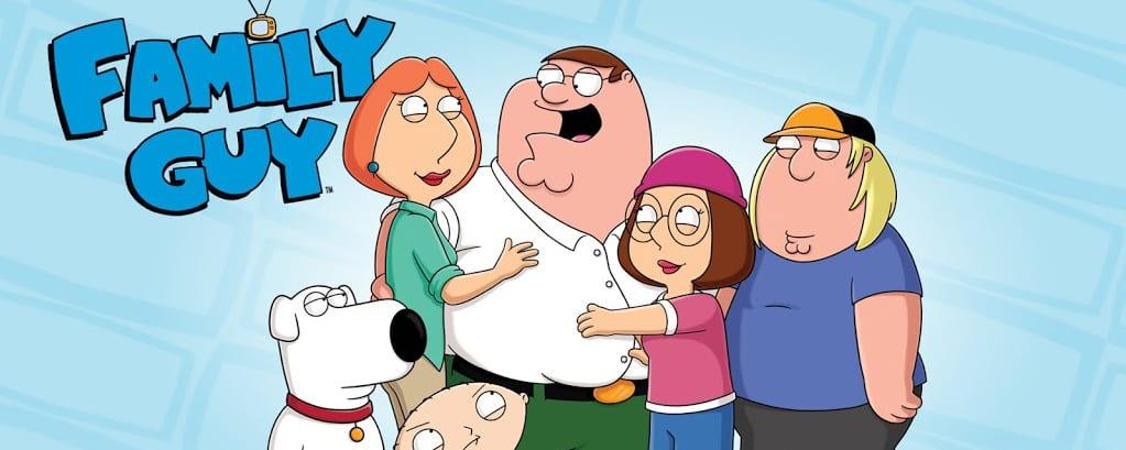 Family Guy – Głowa Rodziny