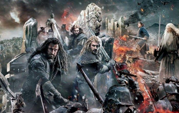 Hobbit: Bitwa Pięciu Armii – minirecenzja + VLOG