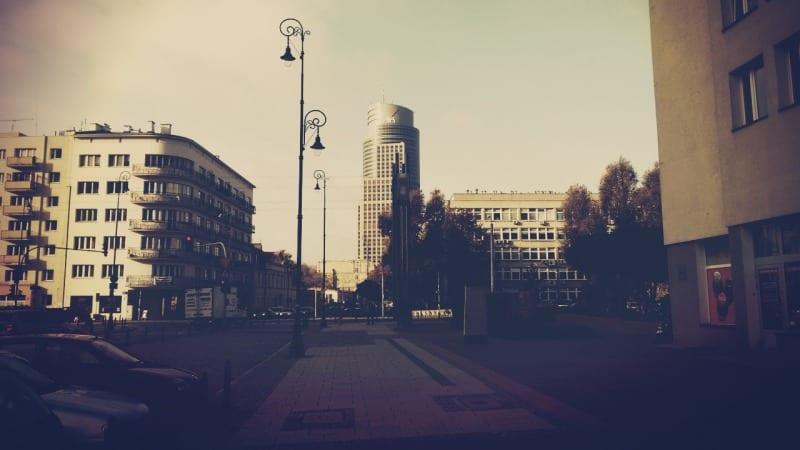 Cudowna Warszawa