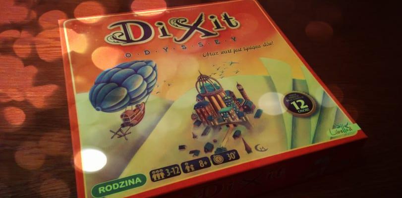 Gramy #9: Dixit Odyssey