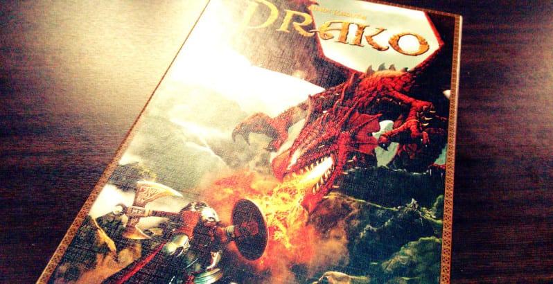 Gramy #11: Drako