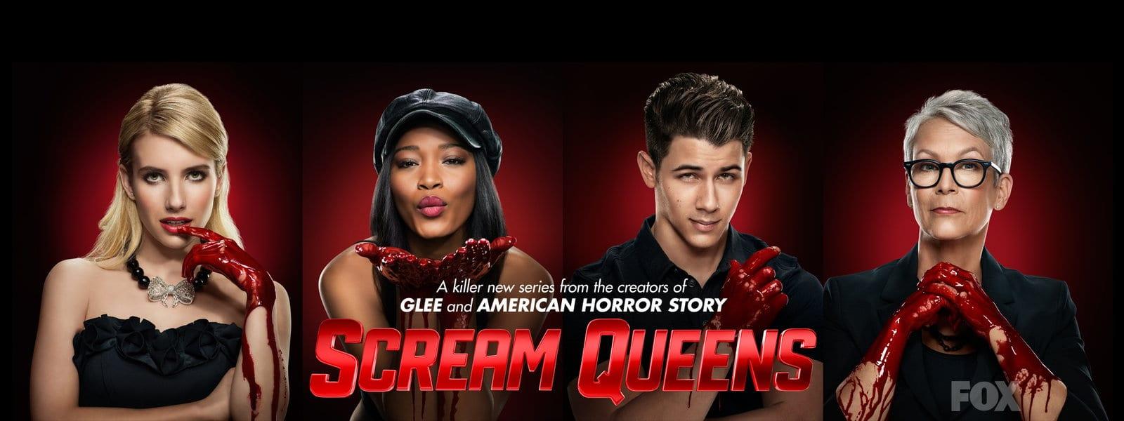 Scream Queens – słów kilka onowym serialu grozy