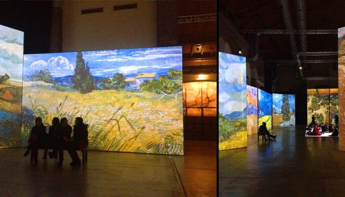 Van Gogh Alive! – informacja prasowa