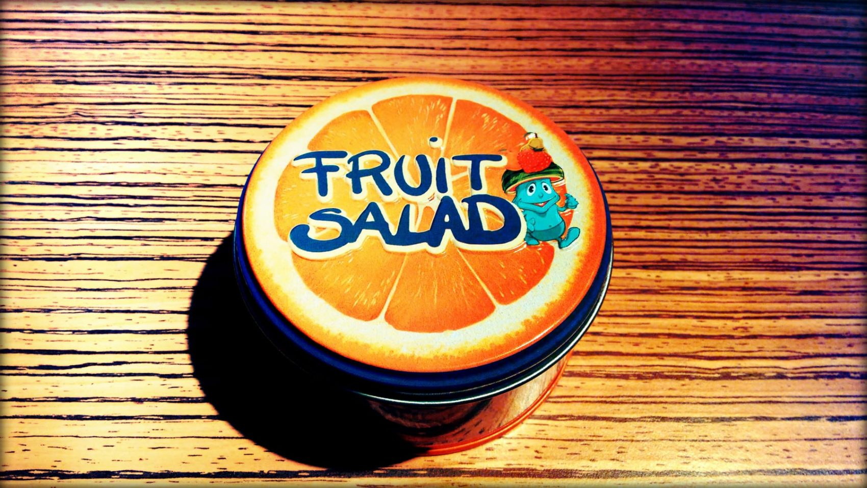 Gramy #24: Fruit Salad
