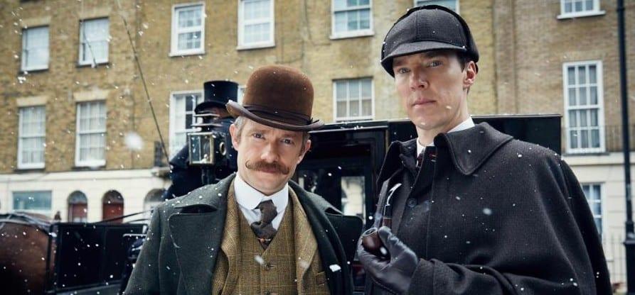 Sherlock i upiorna panna młoda – informacja prasowa