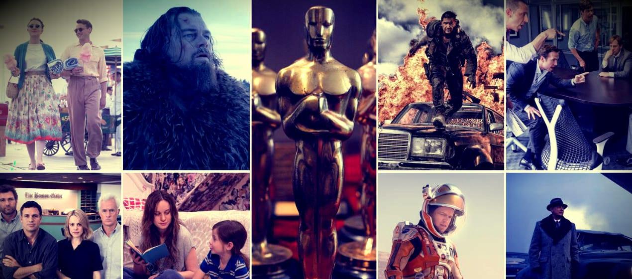Oscary 2016 – przewidywania iwyniki (aktualizacja nażywo)