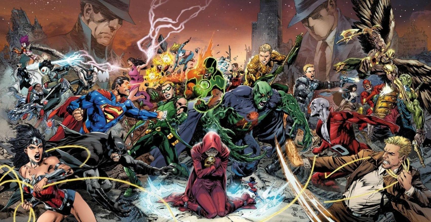 Kolejność oglądania filmów z uniwersum DC + pełna lista filmów animowanych DVD/Blu-Ray