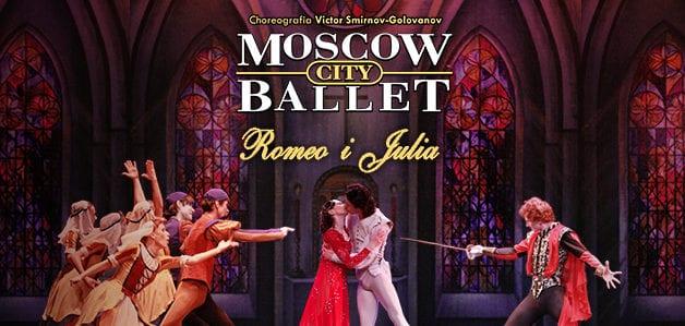 Moscow City Ballet – Romeo i Julia [informacja prasowa] [10 miast!]