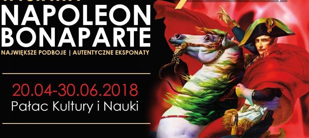 Wystawa Napoleon Bonaparte – Warszawa (informacja prasowa)