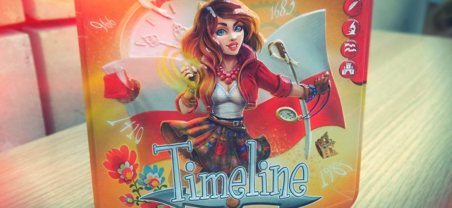 Gramy #27: Timeline Polska
