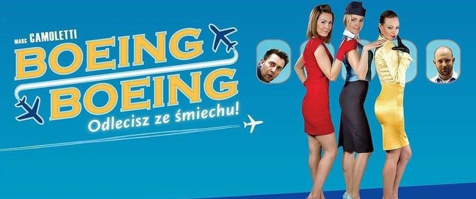 Boeing Boeing – recenzja sztuki