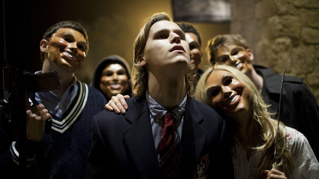 "TOP 10 horrorów na Halloween z ""motywem maski""."