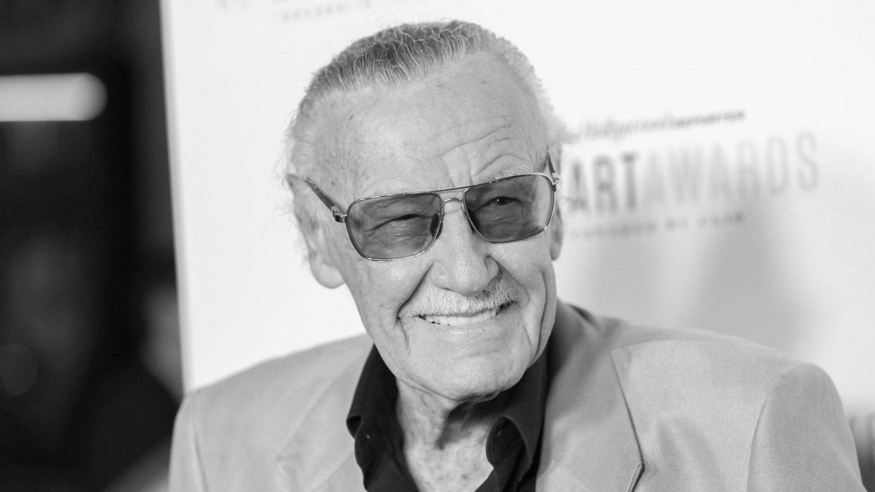 Stan Lee zmarł dziś w wieku 95 lat [Galeria]