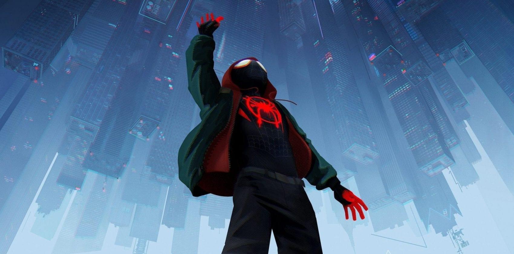 Wsieci pająków – recenzja filmu Spider-Man Uniwersum