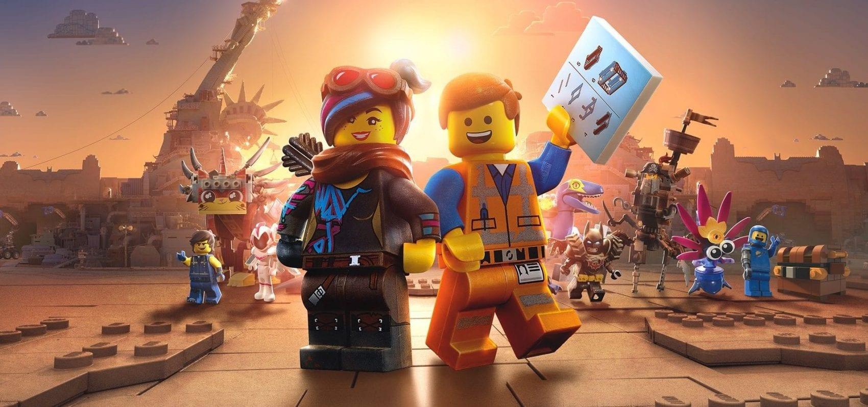 Aktualnie w kinie #219: Planeta Singli 3, Lego Przygoda 2.