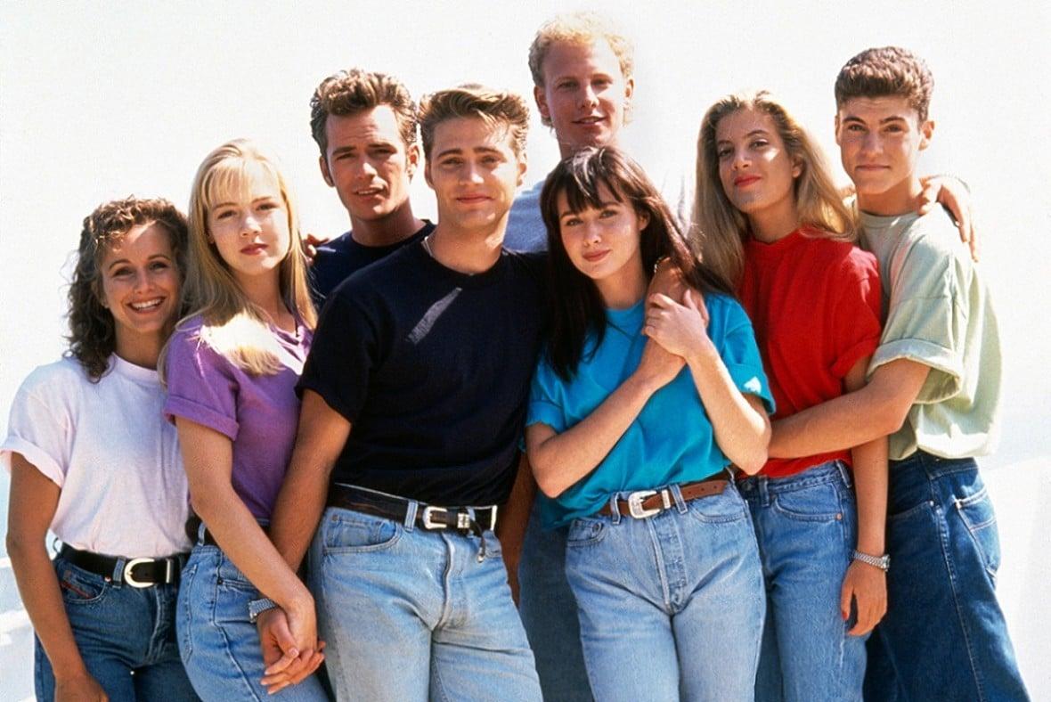 """TOP 10 naszych największych serialowych """"miłości"""" z lat 90."""