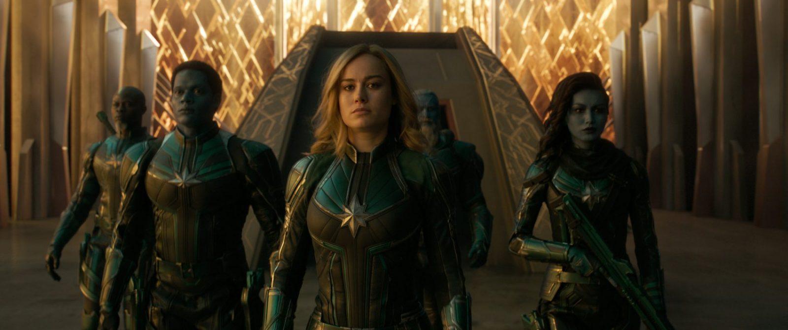 Aktualnie w kinie #222: Kapitan Marvel