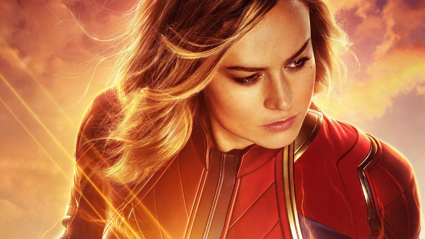 Kino jak za dawnych lat – recenzja filmu Kapitan Marvel