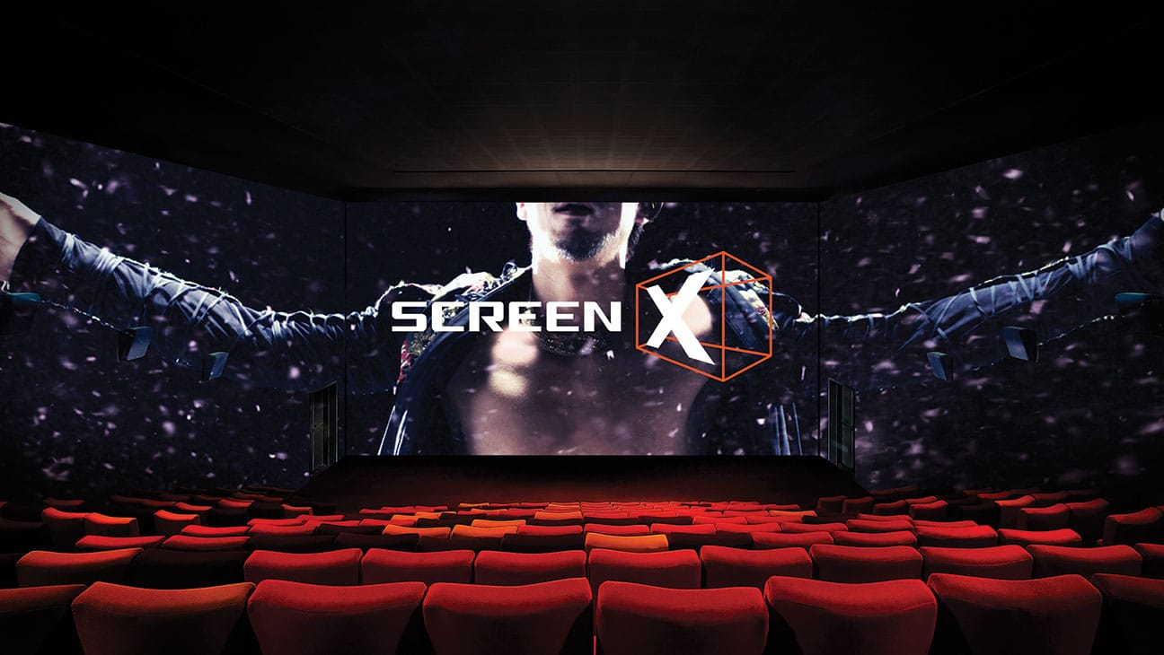 Start kina Cinema City ScreenX w Polsce! (informacja prasowa)