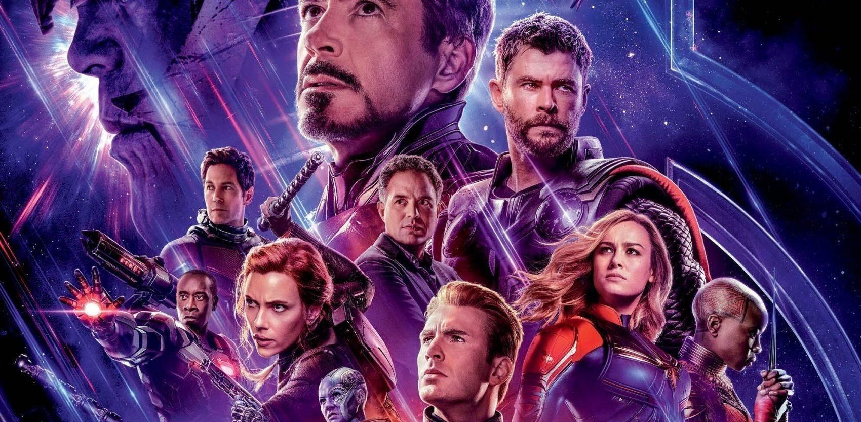 Jak pstryknięcie palców – recenzja filmu Avengers: Koniec gry