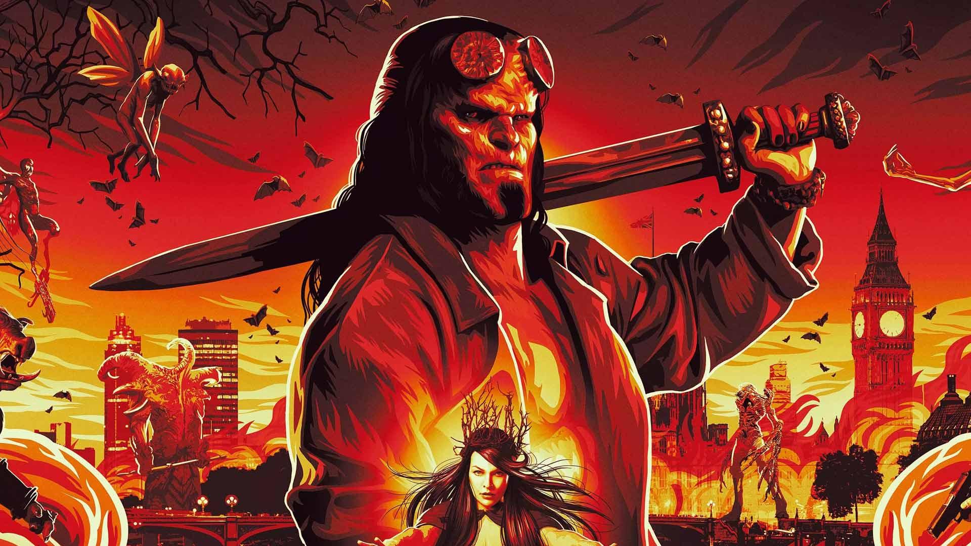Aktualnie wkinie #225: Hellboy