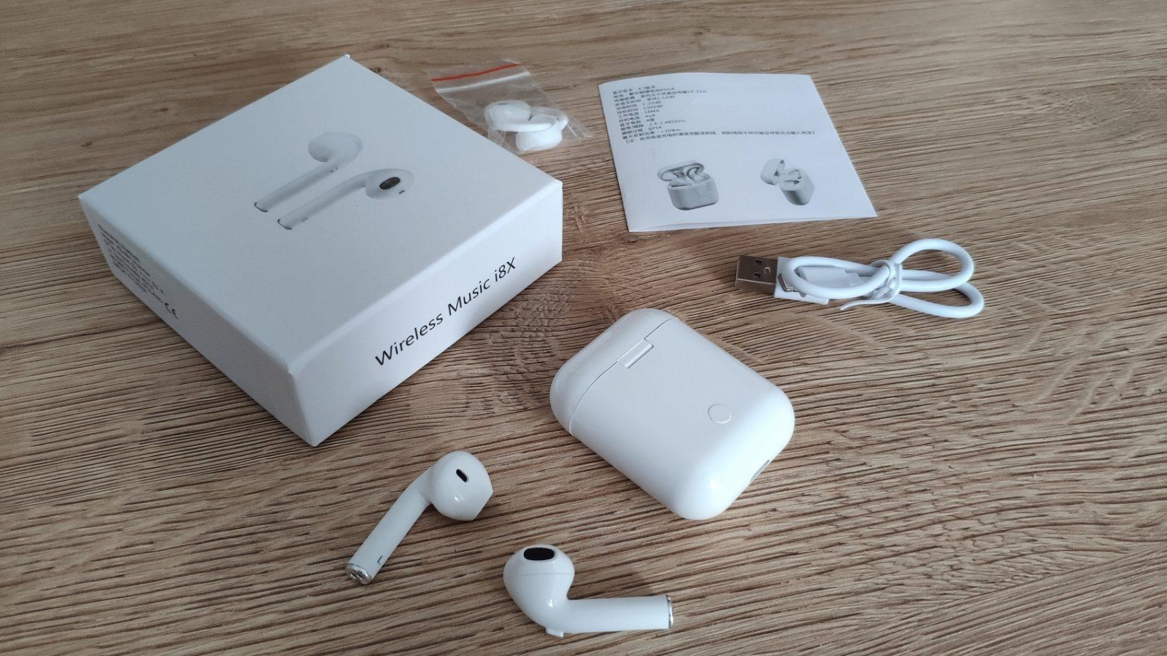 Okiem Geeka #15: Wireless Music I8X