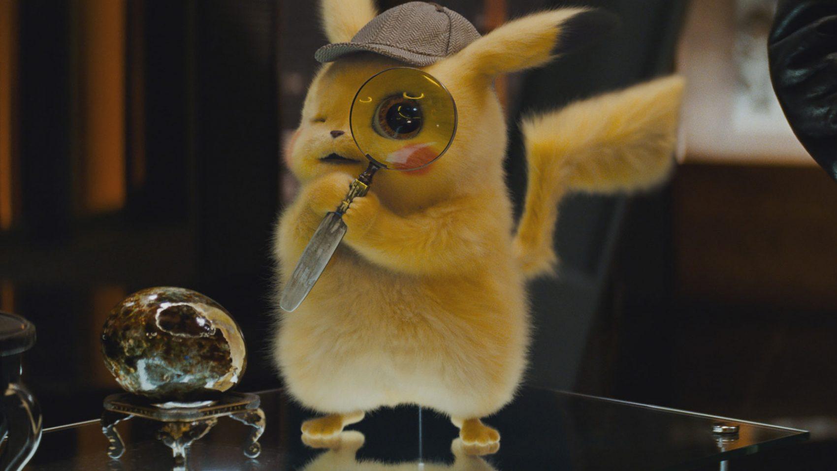 Aktualnie w kinie #230: Pokemon! Detektyw Pikachu