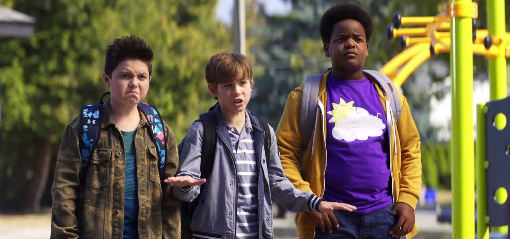 Aktualnie w kinie #239: Grzeczni chłopcy