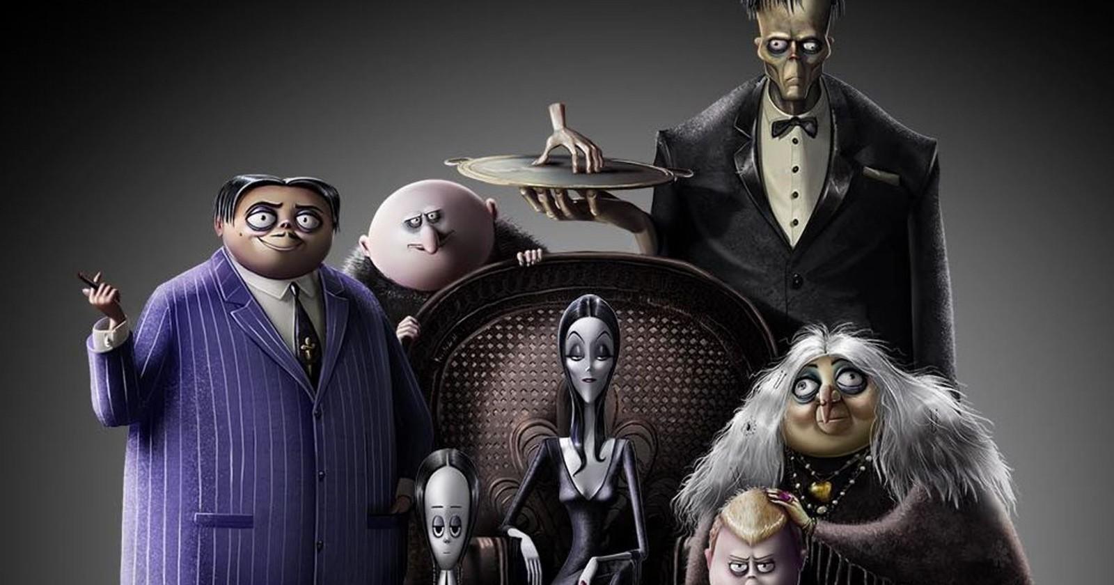Familia jak zesnów – recenzja filmu Rodzina Addamsów