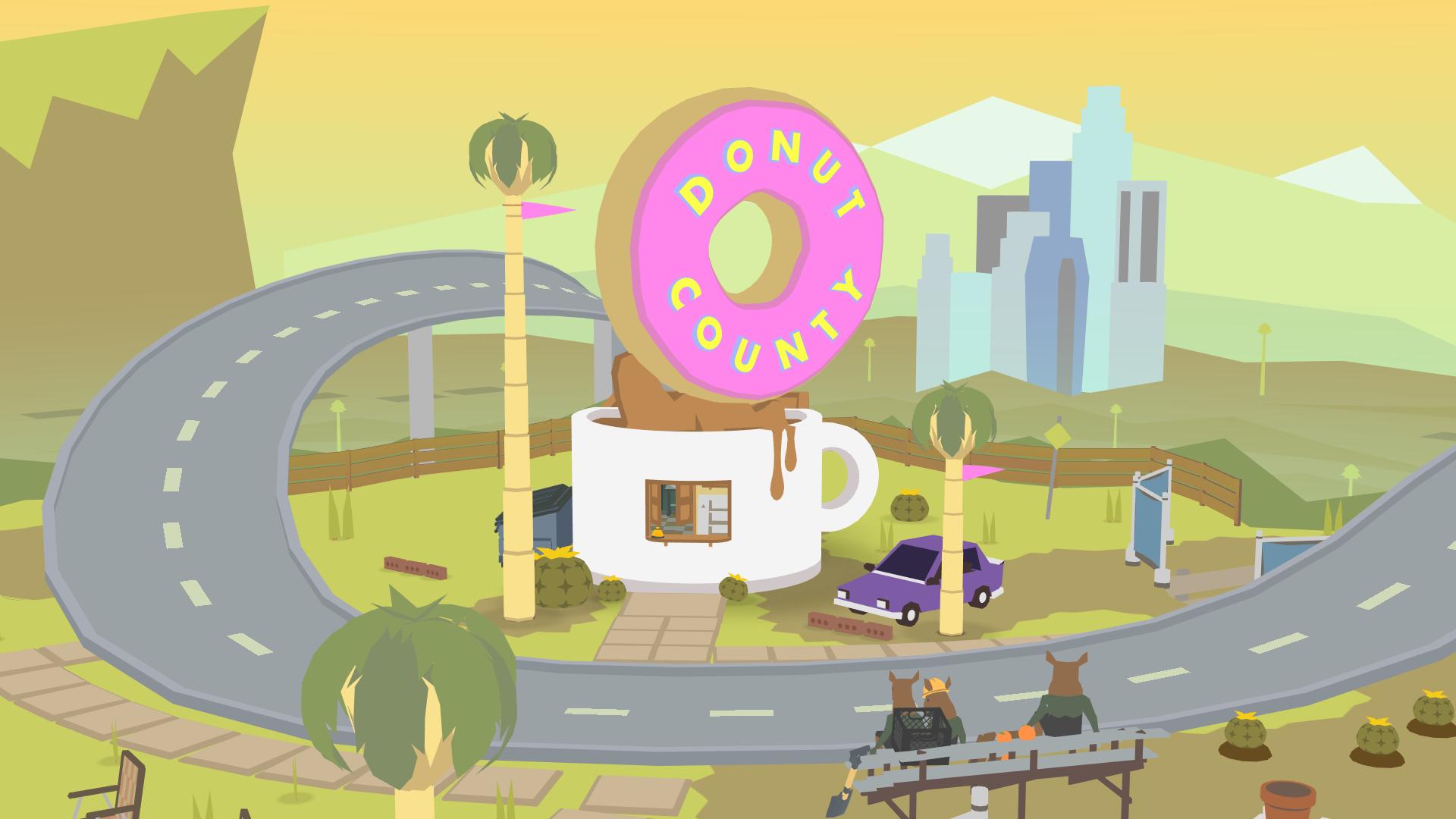 Okiem Geeka #21: Donut County
