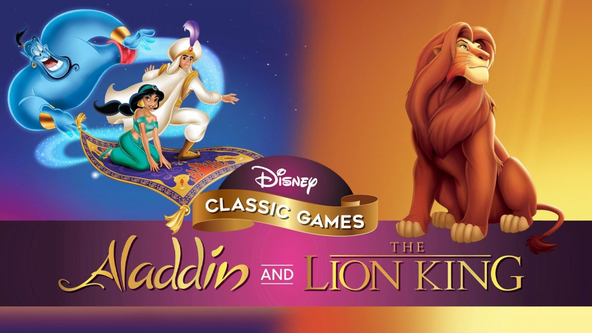 Okiem Geeka #24: Disney Classic Games: Aladdin and The Lion King