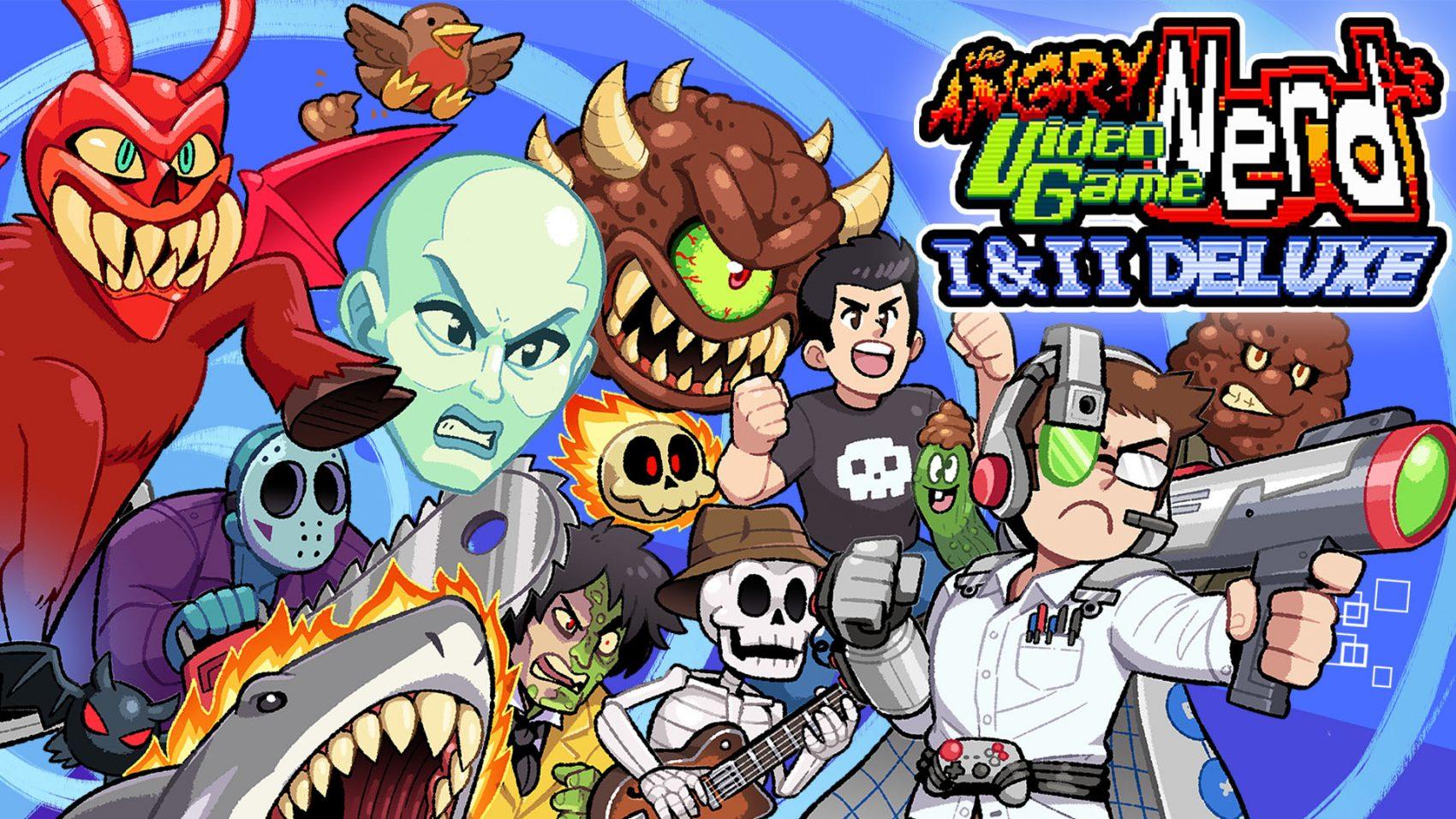 Okiem Geeka #35: Angry Video Game Nerd I& II Deluxe